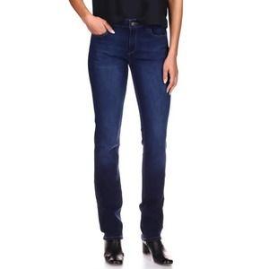 DL1961 Coco Curvy Straight Leg Jeans Sz 30
